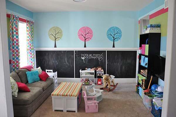 chalkboard parenting
