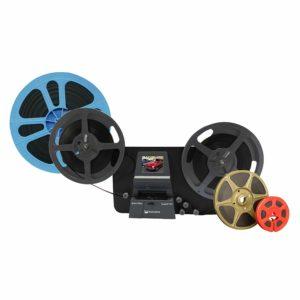 Wolverine 8mm & Super 8 Reels to Digital MovieMaker Pro Film Digitizer